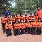 美瑛サッカー少年団からユニホームを寄付して頂きました