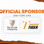 Angkor Tiger FC Announce Uniform Sponsorship with Dai-ichi Life Cambodia