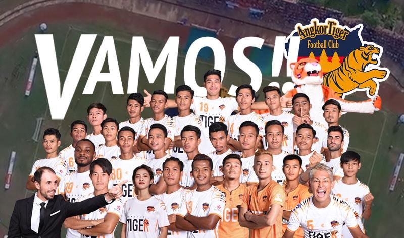 Angkor Tiger FC Official Website