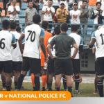 ក្រុមអង្គរថាយហ្គឺរនឹងចេញដំណើរទៅភ្នំពេញនៅថ្ងៃស្អែក ដើម្បីប្រកួតមិត្តភាពទល់នឹង National Police FC