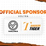 Angkor Tiger FC Announce Uniform Sponsorship with VOLTRA
